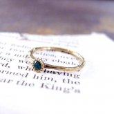 UKENMUKEN ウケンムケン エメラルドの指輪 BR