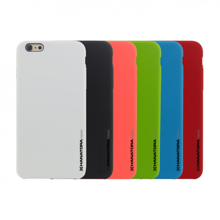 【HANATORA HS2】 iPhone 6(s) / iPhone 6(s) Plus  対応 クラシック ハードケース 6colors