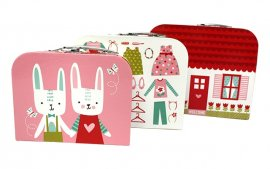 moda Paperboard Suitcases 12