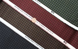 Wool and Needle Flannels V-1223(F-01)