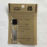 金亀糸業 LHキャンドルウィック針 45.5ミリ 7本入り(lh-45)