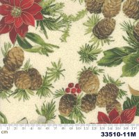 POINSETTIAS AND PINE-33510(A-03)