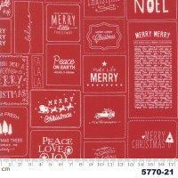 CHRISTMAS CARD-5770(A-02)