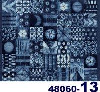 TOCHI-パネル(1P 約 86cm)-48060(A-05)*カットの具合により絵柄の順番は異なります。