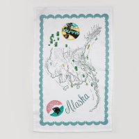 〈linens Alaska〉リネンズ アラスカ キッチンクロス