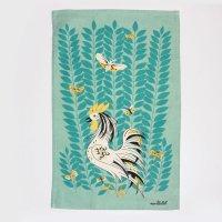 〈linens Spring Chicken〉リネンズ スプリング チキン キッチンクロス