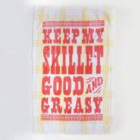 〈Keep My Skillet〉 キッチンクロス
