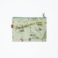 moda PASSPORTポーチ(tokyo map)