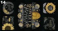 Bee Grateful-パネル(1P 約58cm)-19960-14(A-01)