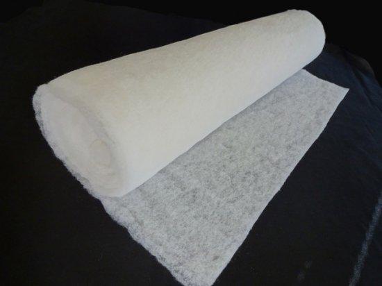キルト芯【中厚】130cm巾・5m巻