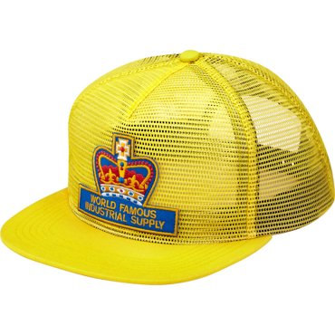 2012 S/S Crown Supply 5-panel  ����ץ꡼�� NYC��Yellow��