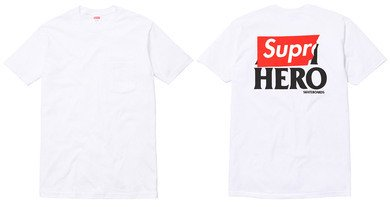 2014 S/S ANTIHERO LOGO POCKET TEE シュプリーム Supreme