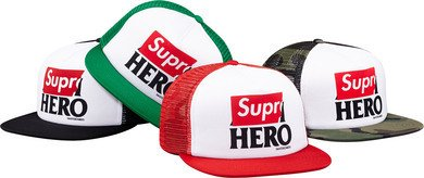 2014 S/S ANTIHERO MESH BACK 5 PANEL【全4色】シュプリーム Supreme
