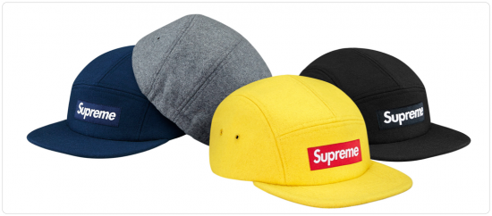 2014 F/W Fitted Wool Knit Camp Cap ��...