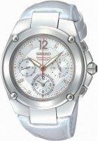 Seiko Sportura Chronograph Diamond Ladies Watch