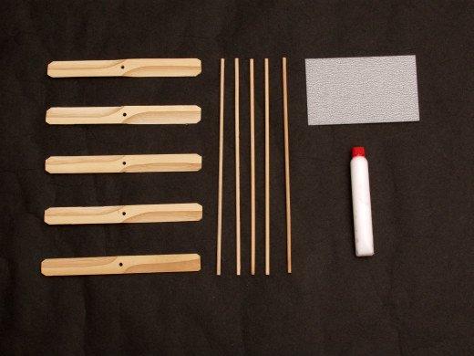 ☆竹とんぼキット(5本組)