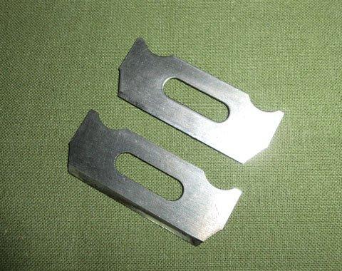 箸作りキット用替刃(2枚組)