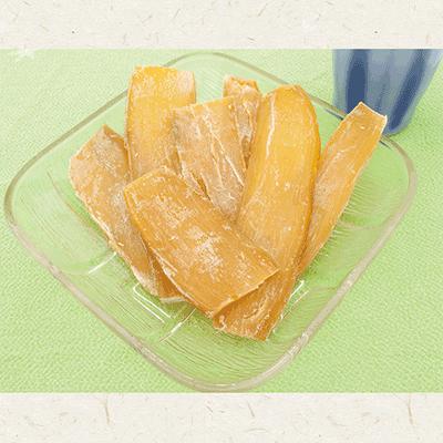 冷やしておいしい 厚切りほし芋 400g(200g x 2袋入)