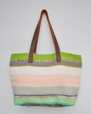 さき織り トートバッグ L (0619)
