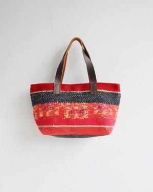 さき織りトートバッグ ミニ 0617