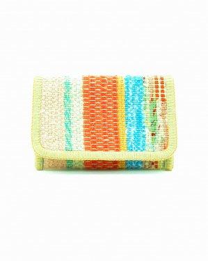 さき織りカードケース 0727