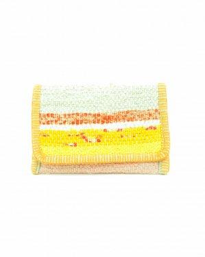 さき織りカードケース 0730