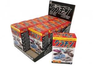 アオシマ 1/64スケール「グラチャンコレクション」第11弾(12個入BOX)