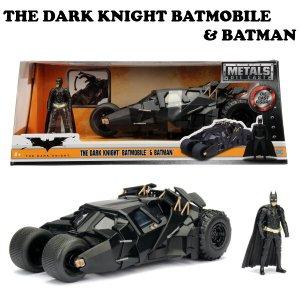 1/24スケール 2008 THE DARK KNIGHT BATMOBILE W/BATMAN