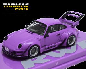 TARMAC WORKS 1/64スケール「RWB 993 Rotana」ミニカー