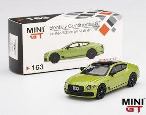 MINI GT 1/64スケール「ベントレー・コンチネンタルGT