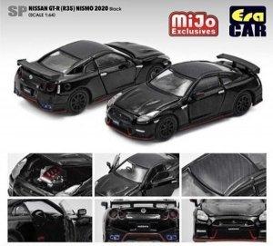 Era Car 1/64スケール「日産GT-R(R35) NISMO 2020」(ブラック※MIJO限定カラー ) ミニカー