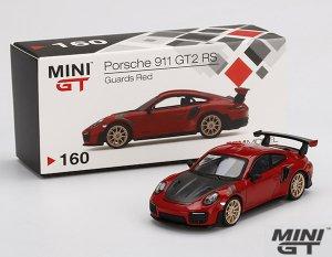 MINI GT 1/64スケール「ポルシェ911(991)GT2 RS」