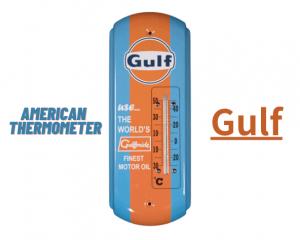 サーモメーター「GULF(ガルフ)」デザイン