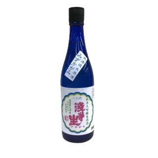 浅茅生 純米大吟醸  みずかがみ 活性にごり R2BY 720ml