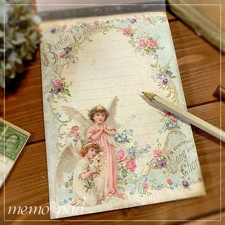 メモ帳:Lサイズ★祈りを捧げる天使
