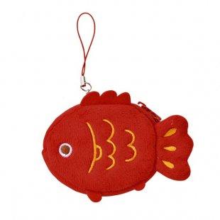 和ココロコモノ 目薬ポーチ(金魚)