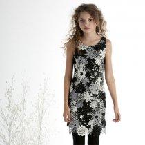 【残り一点!サイズ16のみ】Biscotti オーバーレイシースドレス(ジュニアサイズ)