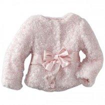 Biscotti ピンクのプードルジャケット