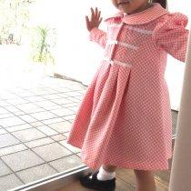 Bonnie Jean スプリングコート&ワンピースセット(トドラーサイズ)