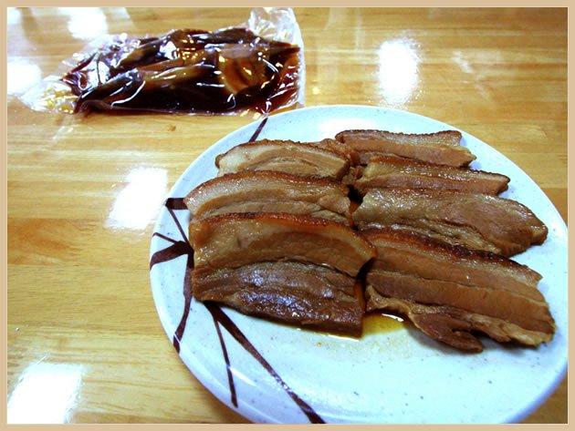 アワセそば食堂 三枚肉3点セット(8個入×3セット)