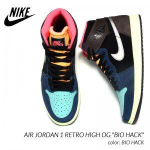 日本未発売 NIKE AIR JORDAN 1 RETRO HIGH OG
