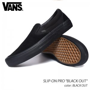 <img class='new_mark_img1' src='https://img.shop-pro.jp/img/new/icons47.gif' style='border:none;display:inline;margin:0px;padding:0px;width:auto;' />VANS SLIP-ON PRO