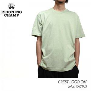 REIGNING CHAMP MIDWEIGHT JERSEY T-SHIRT CACTUS レイニングチャンプ ミッドウェイト Tシャツ 半袖 ( レーニングチャンプ ミント RC-1311 )