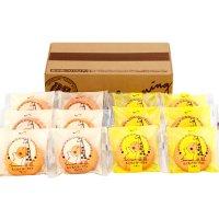 【MOG-12】もぐもぐヨーグルト12個セット(プレーン&レモン)の商品画像