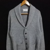 LORD JEFF Shawlcollar Cardigan ポケット付き