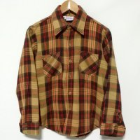 70s BIG MAC Flannel Shirt Boys