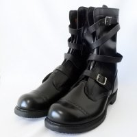 70-80s DOUBLE H Tanker Boots
