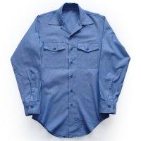 80s US NAVY Utility Shirt