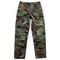 98y US Military BDU PT Woodland Camo