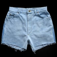 -90s Lee 305-9549 Denim Cut Off PT